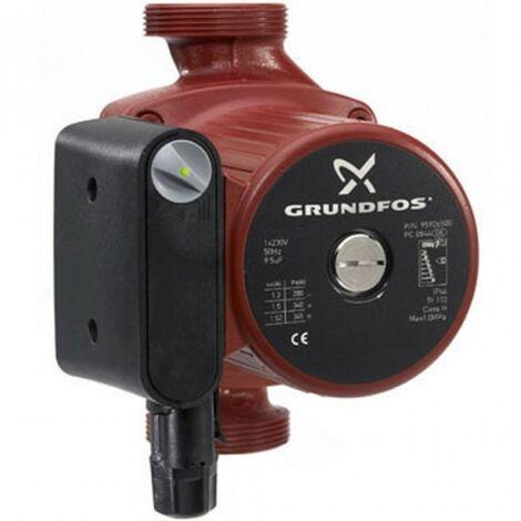 Pompe de circulation Grundfos UPS 25-80180 N 1x230V 50Hz 95906439
