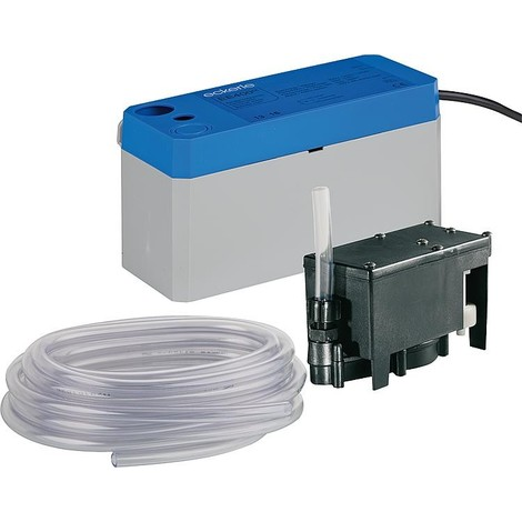 Pompe de condensation !nouveau model! Tuyau en PVC de 6 m inclus Type EE 400 M