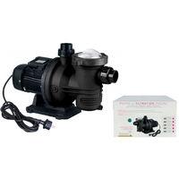 Pompe de filtration 1 AQUALUX 1214m³/H Ømax.15.9m³/H - pour piscine 5070m³ - 106455