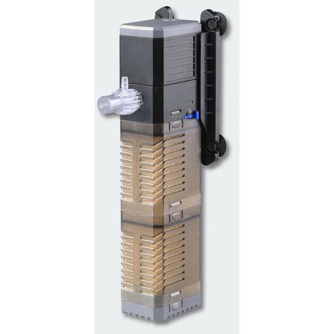 Pompe de filtration aquarium petit étang 500l/h 6W