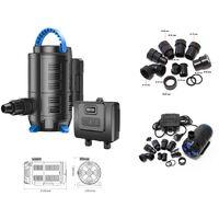 Pompe de filtration de bassin / étang 150w - 15000l / heure