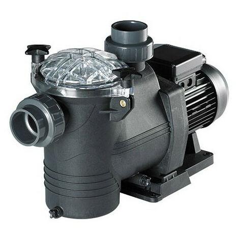 Pompe de filtration de piscine Astral New Europa - Débit pompe piscine: 11 m3/h - 0,75 CV - Alimentation électrique: Monophasé