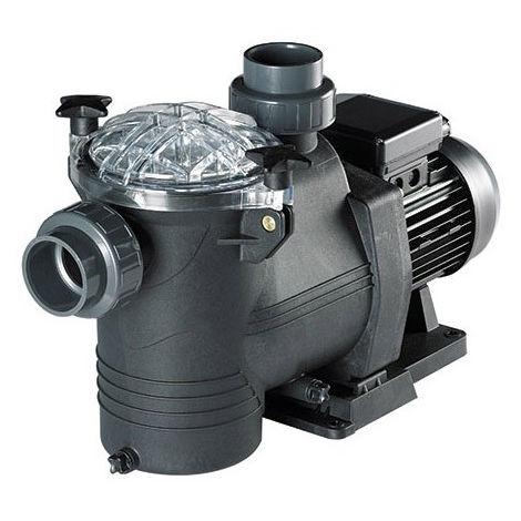 Pompe de filtration de piscine Astral New Europa - Débit pompe piscine: 15,4 m³/h - 1 CV - Alimentation électrique: Monophasé