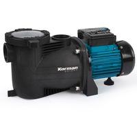Pompe de filtration pour piscine 12 m³/h 0,75 CV 600W Korman Garden