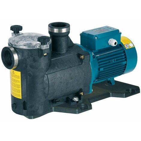 Pompe de Filtration pour Piscine Calpeda Triphasée MPC61 1,5kw Circulation à filtres avec filtre à sable