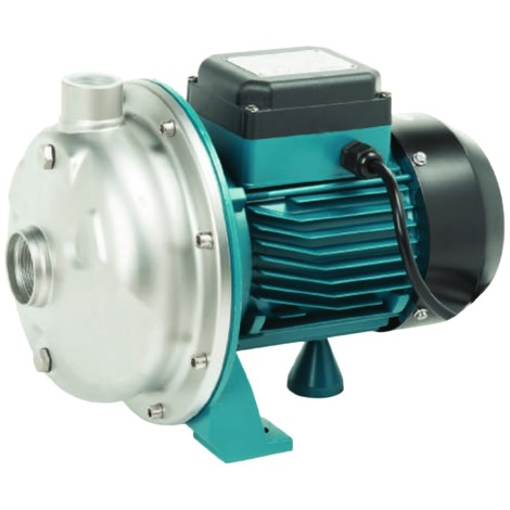 Pompe de jardin de grande capacité, pompe de puit IBO CPM 26 INOX 1100W, 200 l/min, 12 m3/h, 230V