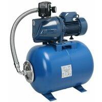 Pompe de jardin IBO JSW 200, 1800W, 100 l/min, 6 m3/h, 230V + ballon 100 L