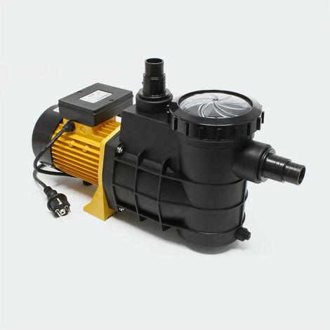 Pompe de piscine - filtre 14500l/h 750W circulation
