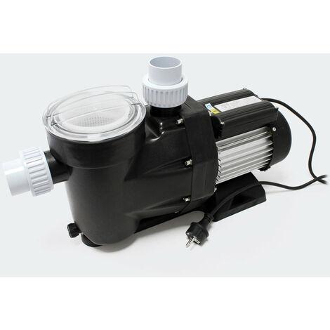 Pompe de piscine - filtre 19200 l/h 750 W circulation
