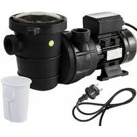 Pompe de piscine Pompe de filtration Pompe de circulation 600 W