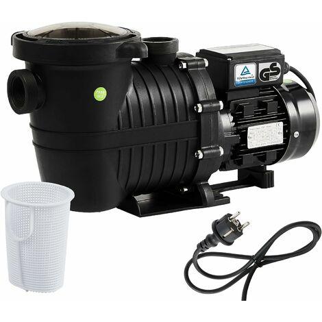 Pompe de piscine Pompe de filtration Pompe de circulation 800 W