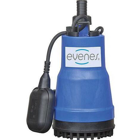 Pompe de plongée EVENES Typ 280 A avec interrupteur à flotteur