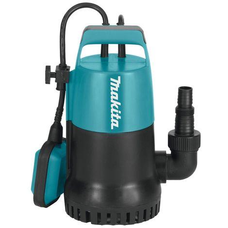 Pompe de plongée Makita PF0300 en eaux claires