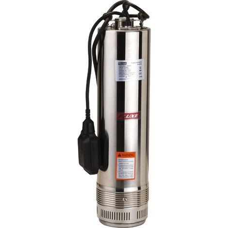Pompe de puits PP6/51 Fluxe - Puissance 750 W - Argent