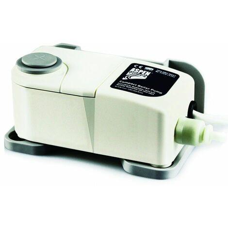 Pompe de relevage Compacte CHAUDIERE ( - de 85 kW) - Cuve du réservoir 0.28L - DN Ø28