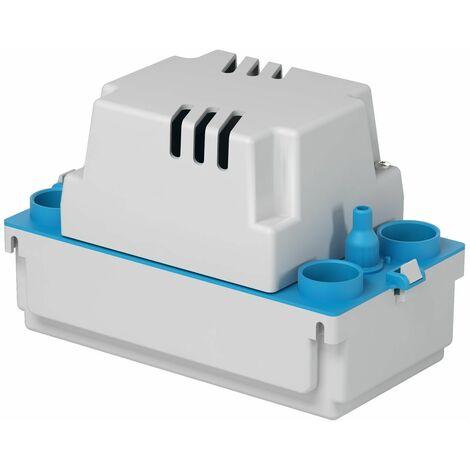 Pompe de relevage SANICONDENS ECO - cuve du réservoir 1 litre - 4 entrées DN 28mm