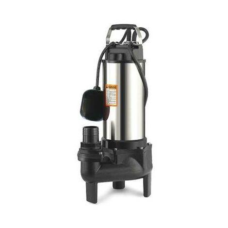 Pompe de relevage des eaux usées pour aissinissement 750W