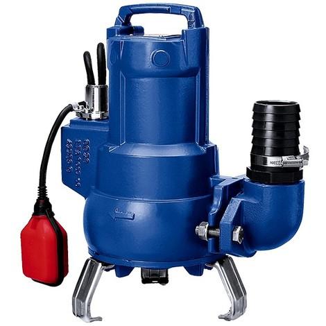 Ama-Porter F 500 SE - Transportable de KSB - Pompe de relevage eaux chargées