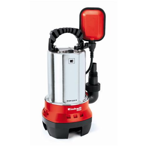Pompe de relevage eaux usées Einhell GH-DP 5225 N