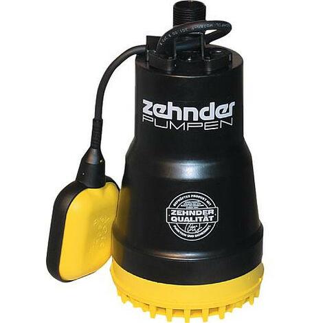 Pompe de relevage eaux usées ZM 280 A - 300W - debit 7000 l/h calibre maxi 10 mm