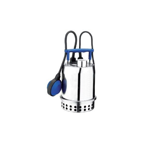 Pompe de relevage immergée 220V Adaptable