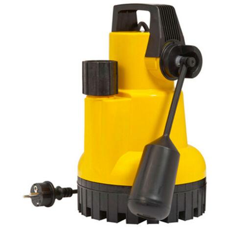"Pompe de relevage KSB Ama-Drainer N vide cave jusqu'à 14 m3/h monophasé 220V   220 V - 1""1/4 - 33/42 F - 0,75 kW - De 10 à 2 HMT - De 0 à 12 m3/h - Eau agressive - 6,7 Kg"