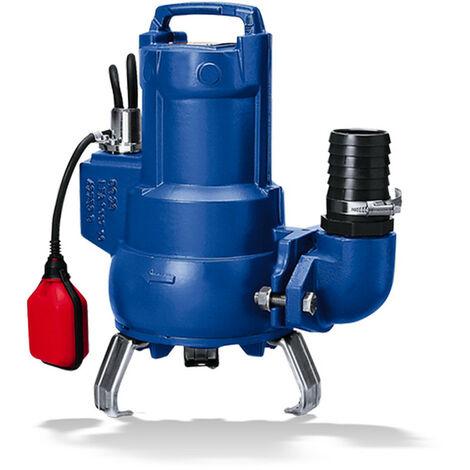 Pompe de relevage KSB Ama-Porter F roue Vortex jusqu'à 40 m3/h monophasé 220V