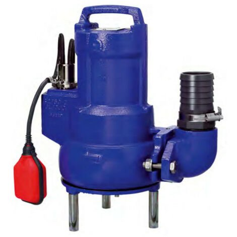 Pompe de relevage KSB Ama-Porter SB545NE 1,80 kW roue avec broyeur jusqu'à 8 m3/h monophasé 220V