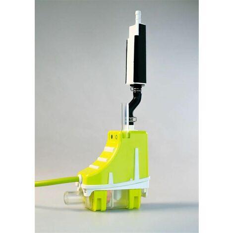 Pompe de relevage MINI VERTE OPTIMAL SILENCE+ New - Le kit Mini Verte Optimal Silence + (nouvelle génération)