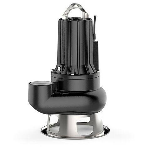 Pompe de relevage Pedrollo MC1550 1,10 kW jusqu'à 42 m3/h triphasé 380V