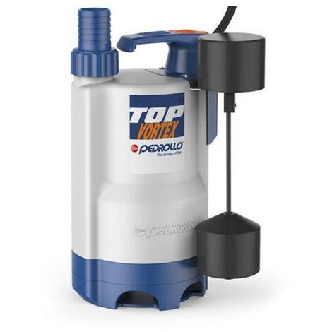 Pompe de relevage Pedrollo TOP2VORTEXGM 0,37 kW jusqu'à 10,8 m3/h monophasé 220V
