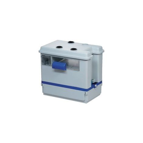 Pompe de relevage Sanicondens Best pour chaudières et climatisations - 432x239x352 mm