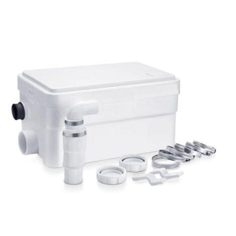 Pompe de relevage sanitaire pour douche / lavabo - 250 W Silencieuse