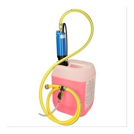 Pompe de remplissage 230V pour installation solaire thermique