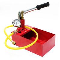 Pompe de remplissage pour Installation Sanitaire Solaire Chauffage Pression d'épreuve de 25 bars