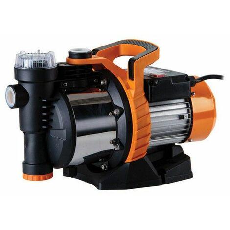"""main image of """"Pompe de surface Villager JGP 1100F 4,5 bars 4600l/h acier inoxydable - Orange"""""""