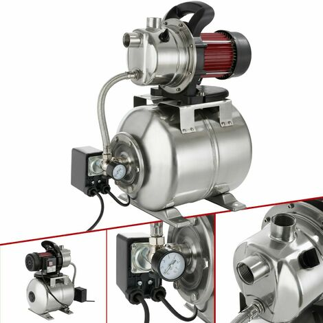 Pompe de surpression (1200 Watt, 3800 l/h)