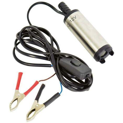 Pompe de transvasement mini 12V