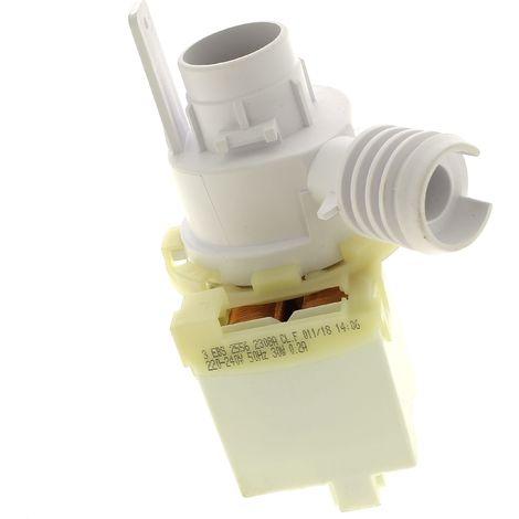 Pompe de vidange 61841 pour Lave-vaisselle Bauknecht, Lave-vaisselle Whirlpool, Lave-vaisselle Smeg, Lave-vaisselle Brandt, Lave-vaisselle Aquaceane,