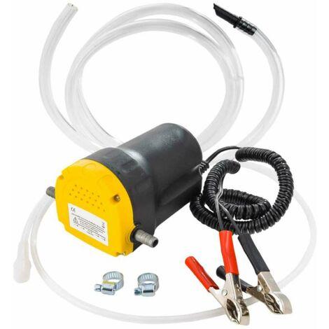Pompe de vidange à huile 12 volts