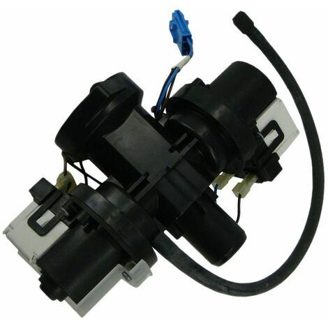 Pompe de vidange complete (5859EN1006C) Lave-linge 144098 LG