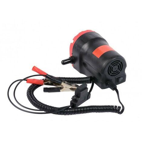 Pompe De Vidange Moteur Electrique 12V, 60W