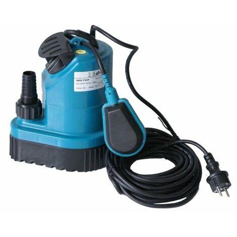 Pompe de vidange pour eaux chargées