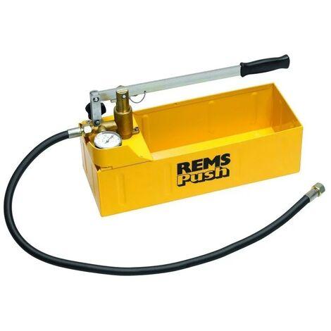 Pompe d'épreuve à main Push - 115000 R - REMS