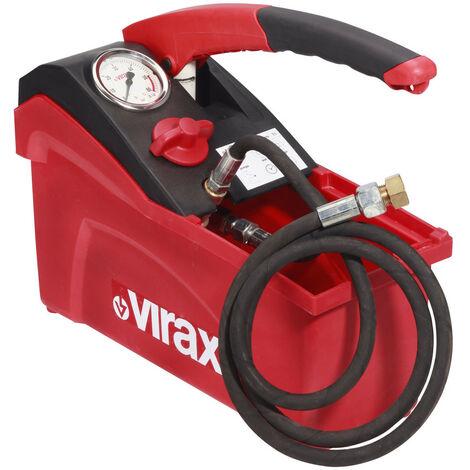 Pompe d'épreuve manuelle 50 bar 10 L | 262015 - Virax