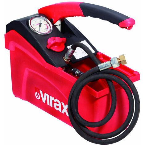 Pompe d'épreuve - Virax
