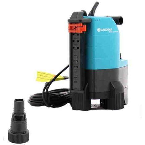 Pompe d'évacuation Aquasensor 8500 Comfort de Gardena - Catégorie