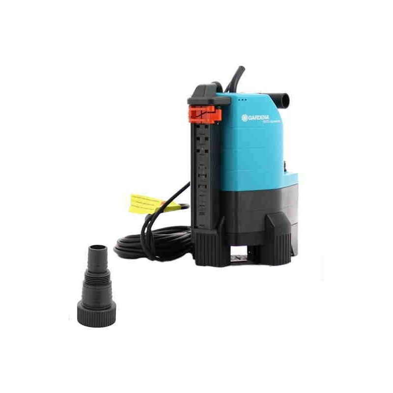 Photo de gardenapompe-pour-eaux-chargees-8500-comfort