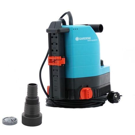 Pompe d'évacuation Aquasensor 9000 Comfort de Gardena - Vide-cave