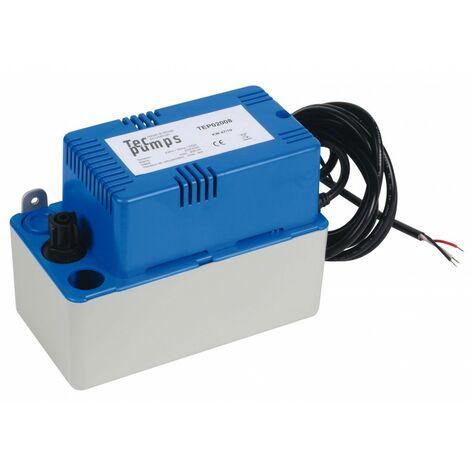 Pompe d''évacuation des condensats avec bac